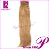 Qualité 7A Long Hair Women Extensions Weave Blonde