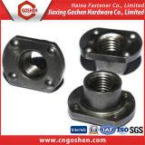 Noix de soudure d'acier du carbone d'acier inoxydable de dispositif de fixation d'OEM