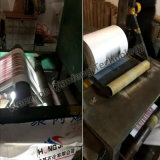 Edge horizontal Inserting Machine para o Manufactory dos PP Woven Sack