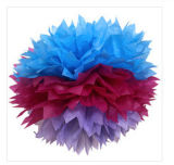 POM al por mayor Poms Flower Balls para New Decoration Design