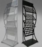 Jornal do metal da alta qualidade/cremalheira de compartimento; O carrinho de jornal (LFDS0001)
