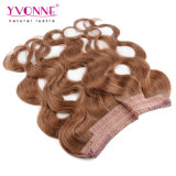 Colorare la vibrazione brasiliana #10 in capelli umani di estensioni dei capelli