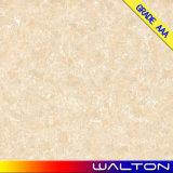 Tuile Polished de couleur légère du matériau de construction 600*600
