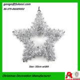 De Kroon van de Ster van Graland van het Klatergoud van Kerstmis