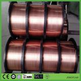 Fio de soldadura Er70s-6 material do MIG da alta qualidade da fonte