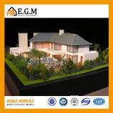 Модели выставки/модель виллы/модель здания/предназначенная для одной семьи модель снабжения жилищем