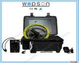 다기능 방수 IP68 30m 배수관 검사 사진기