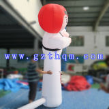 Taekwondo Inflatable CartoonかInflatable Cartoon Figures/
