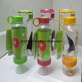Пластичная бутылка воды лимона Juicer плодоовощ
