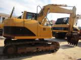Fornecedor profissional do gato usado 312c da máquina escavadora