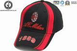 La casquette de baseball de mode de qualité pour personnalisent le modèle de logo de broderie