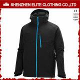 Vêtements de chasse de Softshell d'hommes extérieurs de l'hiver