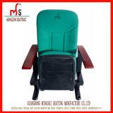 Дешевый стул аудитории встречи с стальной рамкой и раковиной PP