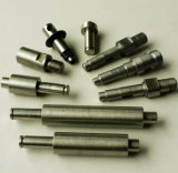 CNC Plastic Axles, Sleeve и Washer швейцарское Machining Parts