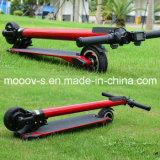 赤い屋外スポーツのスケートボードの子供のギフトのための電気サーフの蹴りのスクーター