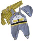 O velo caçoa o terno do Sportswear da menina a roupa Swg-133 de s nas crianças '