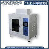 Appareillage d'essai de fil de lueur d'appareils électriques de ménage de test d'inflammabilité