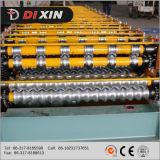 油圧カラー機械を形作る鋼鉄タイルの二重層ロール
