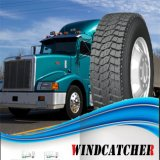Todo o pneu contínuo do pneu de aço da alta qualidade 7.50r16lt TBR do pneu radial