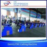 Машина вырезывания плазмы CNC Gantry скашивая для металлопластинчатого Kr-Fy