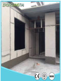 Панель стены сандвича EPS цемента термоизоляции Анти--Подземного толчка облегченная