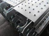 Plank de van uitstekende kwaliteit Walkboards van het Staal van de Steiger voor het Systeem van het Frame