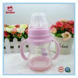breite Milch-führende Flasche des Mund-250ml für Baby