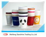 doppeltes PET 240g stellen überzogenes Papier für Kaffeetasse her