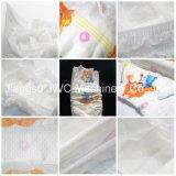 Superabsorbierfähigkeit-Wegwerfbaby-Windel mit elastischem Bund