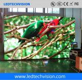 Télévision Ledwall de P2.5mm pour fixe dans la boutique hors taxe d'aéroport