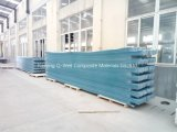 Толь цвета стеклоткани панели FRP Corrugated/стекла волокна обшивает панелями 172005