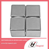 Il potere eccellente ha personalizzato il magnete permanente del blocchetto del neodimio N40 di NdFeB