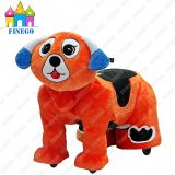 Glückliches Dog Indoor Furry Children Kingdog Animal Zippy Rides für Sale