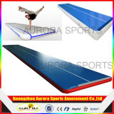 Sale를 위한 10X2m Double Wall Fabric Inflatable Air Mat/Inflatable Air Tumble Track /Inflatable Tumbling Track