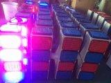 Vendita infiammante del semaforo dell'indicatore luminoso d'avvertimento del modulo LED di colore giallo di colore rosso blu di avvertimento giallo solare di sicurezza stradale