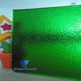 O vidro de teste padrão do banheiro/matizou figurou o vidro manchado rolado Glass/Colored modelado colorido flora de Glass/Nshiji Glass/Pink Glass/Mislite Glass/Colored