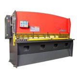 Máquina de corte hidráulica do CNC do preço barato para a placa de metal da estaca