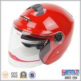 Heiße Verkaufs-Dame Open Face Motorbike/Motorrad-/Roller-Sturzhelm (OP229)