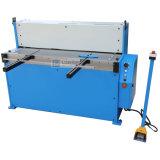 Scherende Hydraulische Machine van de Machine ths-1320X4 van de plaat de Scherende