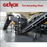 Poudre en caoutchouc utilisée de pneu de camion et de véhicule réutilisant la machine