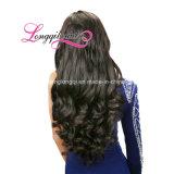 Объемная волна человеческих волос Remy Unprocessed девственницы бразильская