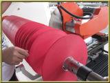Machine de découpage gommée adhésive du tissu Gl-701 automatique