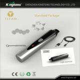 Nuova penna elettronica del vaporizzatore del titano della sigaretta, penna del vaporizzatore del titano 1, titano 1 del vaporizzatore