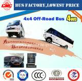 Bus 4X4 tous terrains chaud de Dongfeng Rhd/LHD (jeu élevé)