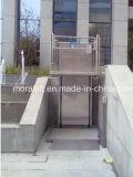 مصعد داخليّة بينيّة/ثابتة يتيسّر كرسيّ ذو عجلات مصعد لأنّ عمليّة بيع