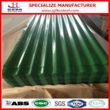 SGCC PPGI Corrugated Roofing Sheets in China