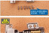 Empurrar a dobradiça aberta, dobradiça de porta, dobradiça de porta da mesa (AL-2201, 2202, 2203)