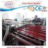Feuille d'onde de PVC faisant la machine avec la qualité