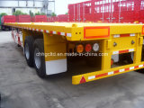 Trucks를 위한 2016 새로운 Flatbed Container Loader Trailer