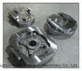 Часть металла точности подвергая механической обработке с сертификатом ISO9001